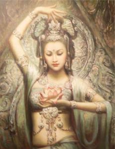 Shakti-Goddess-Dancing